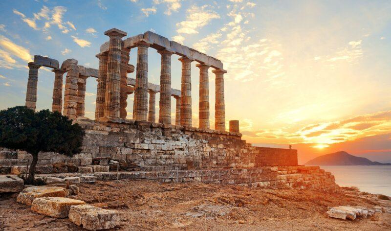Cape Sounio - 8 Day Ancient Greece Tour Package