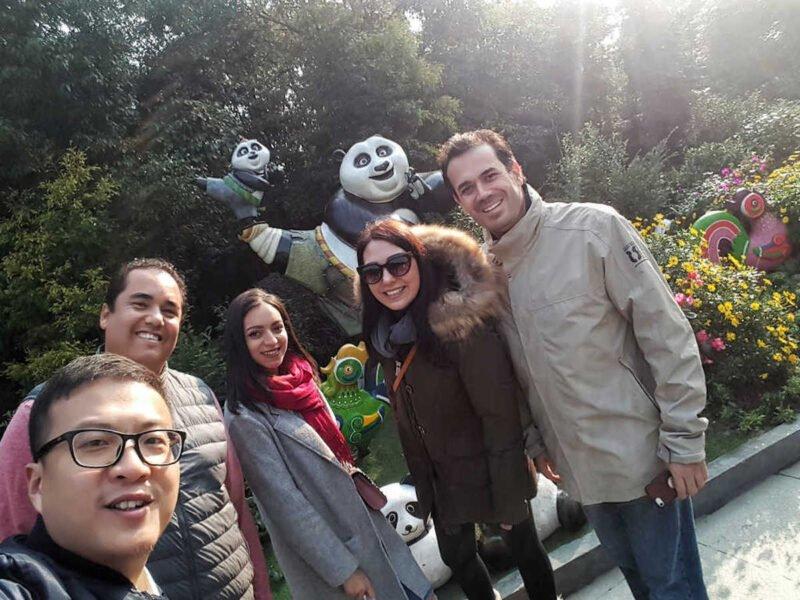 Chengdu Giant Panda Base Half Day Tour3