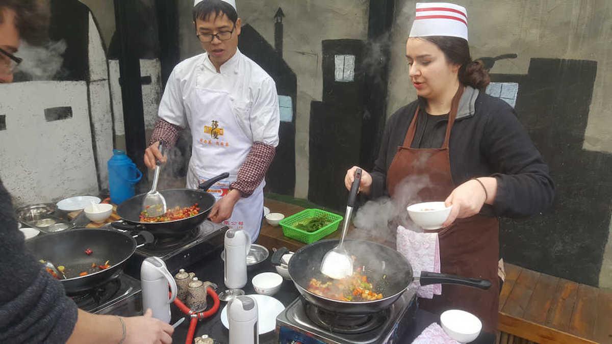 Chengdu Half Day Cooking Class