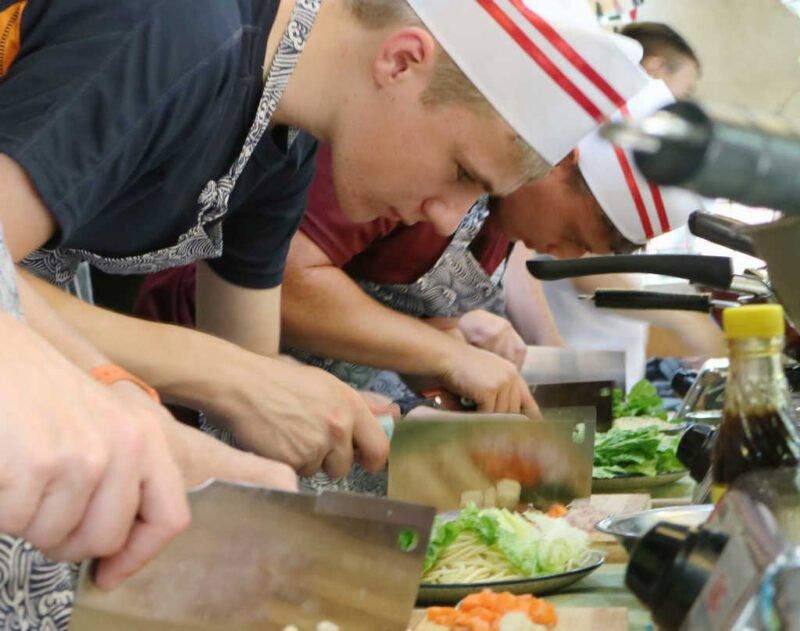 Chengdu Half Day Cooking Class8