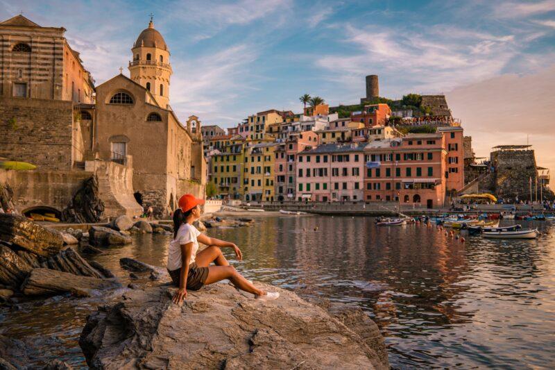 Cinque Terre Sunset Kayak Tour & Aperitif From Monterosso_5