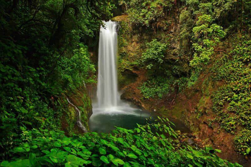 Costa Rica 7 Day Semi Private Tour Package