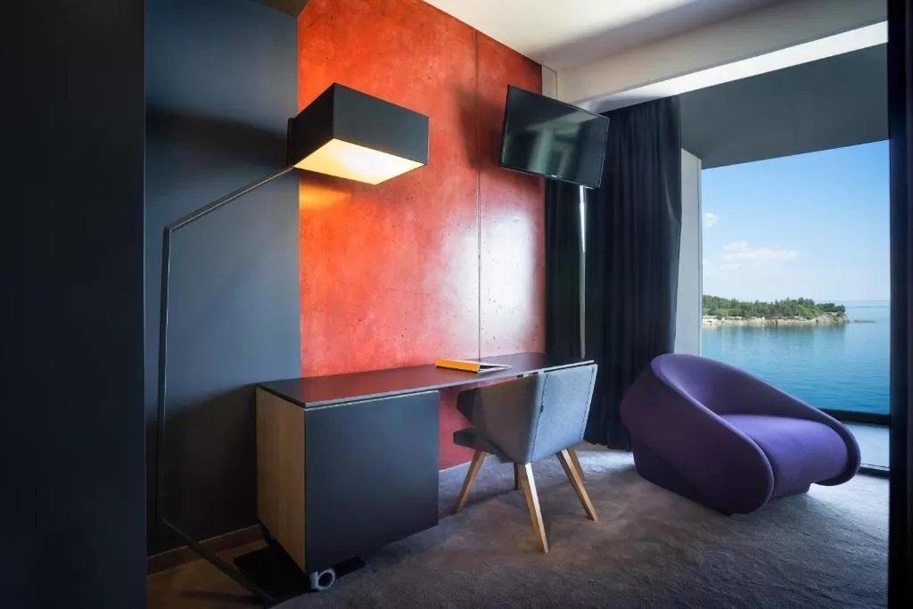 Contemporary style at Design Hotel Navis, Croatia