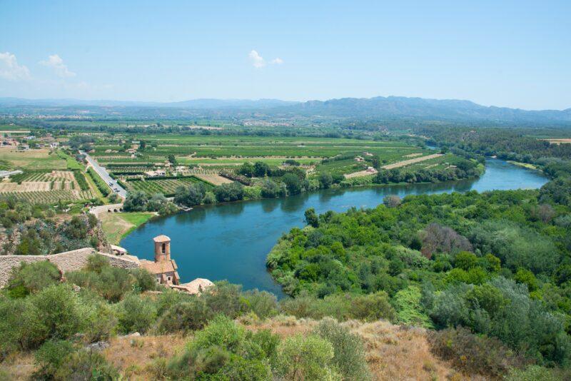 Ebro River Kayak Experience From Salou