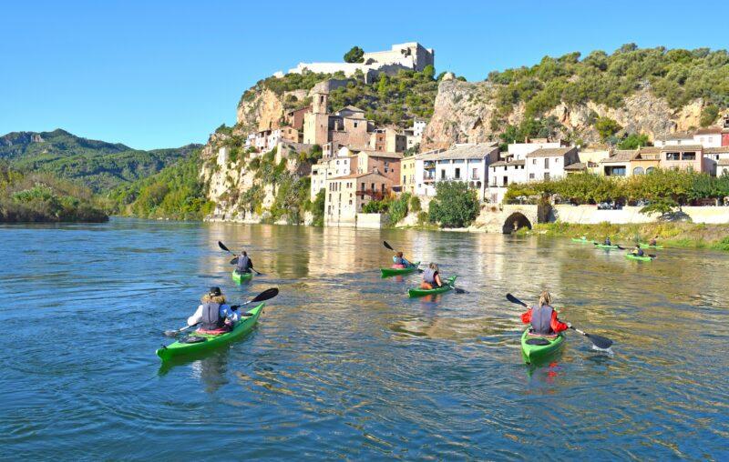 Ebro River Kayak Experience From Salou_1
