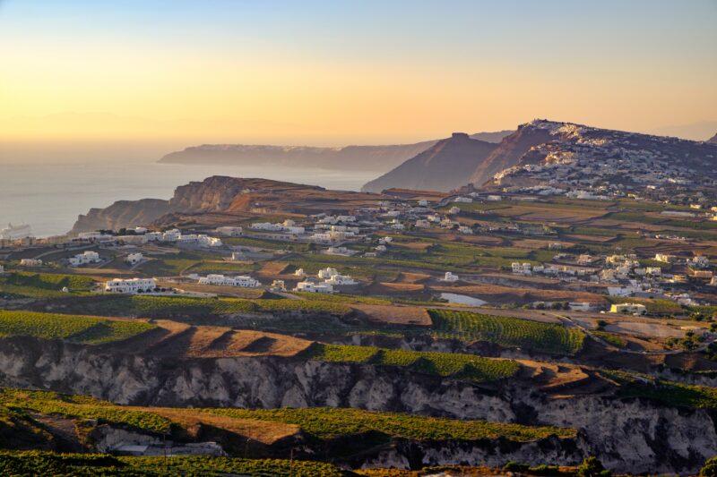 Greek Food & Wine Tasting Tour In Santorini
