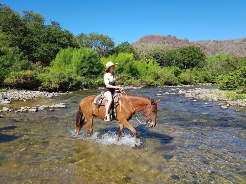 Horseback Riding Adventure Hot Springs Tour From Puerto Escondido 121