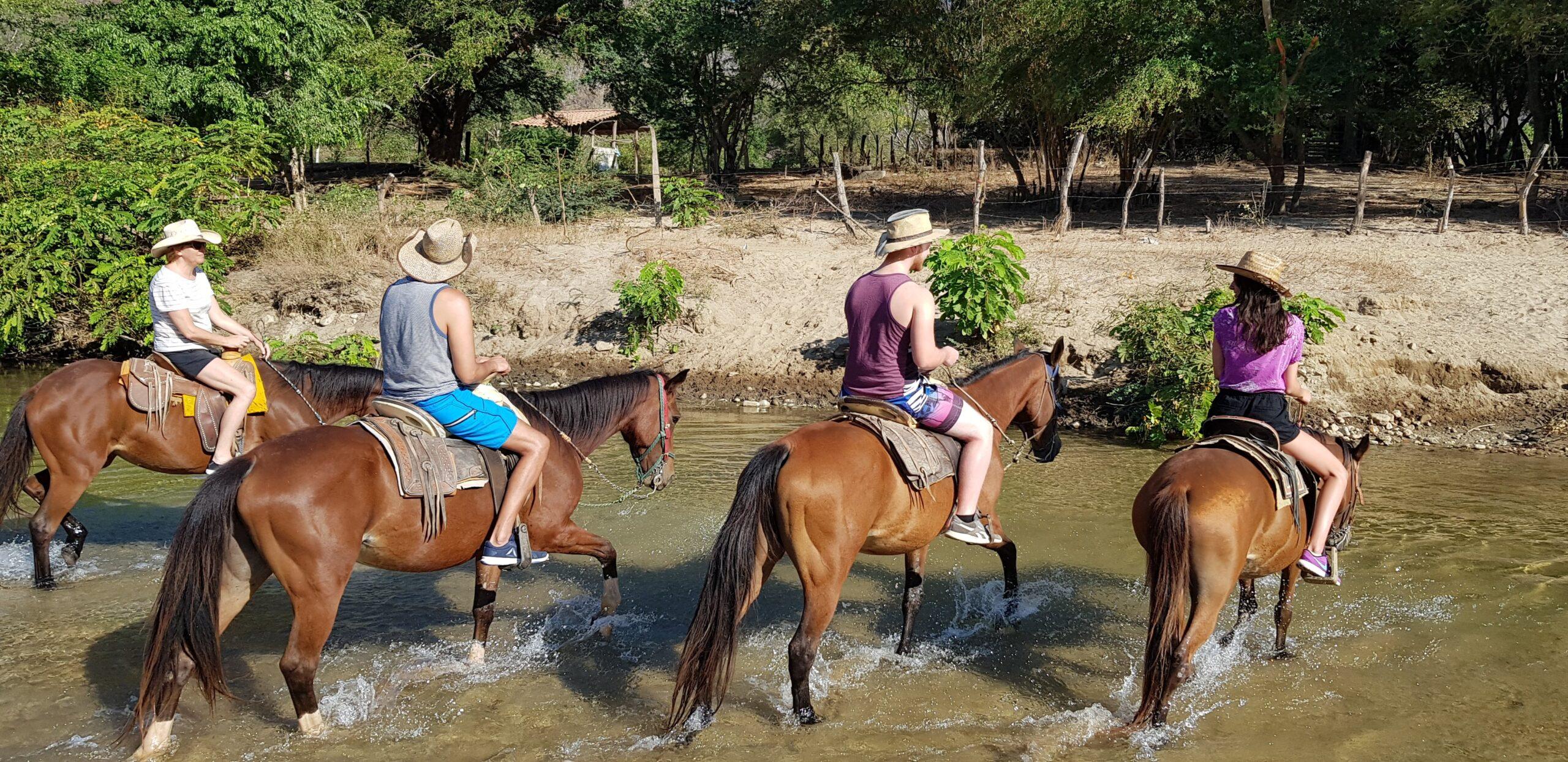 Horseback Riding Adventure & Hot Springs Tour From Puerto Escondido_121_2