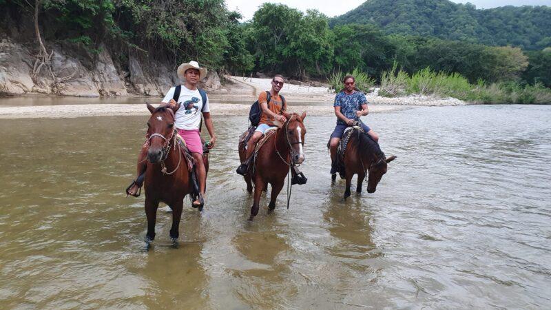 Horseback Riding Adventure & Hot Springs Tour From Puerto Escondido_121_4