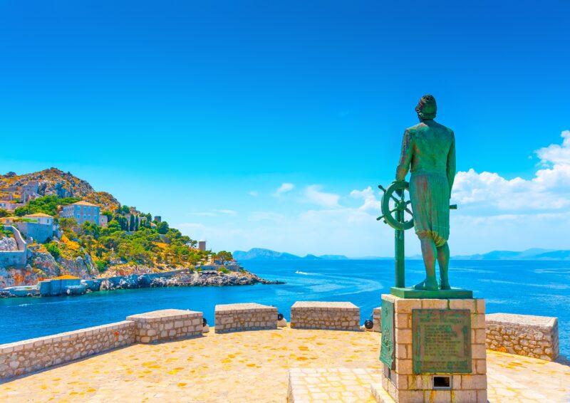 Hydra- 7 Day Alternative Athens, Saronic Islands & Epidaurus Tour Package