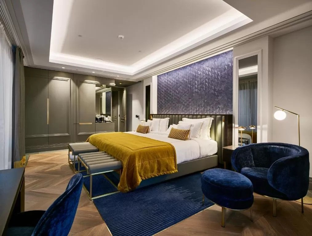 Classic modern style on show at Ikador Luxury Boutique Hotel & Spa