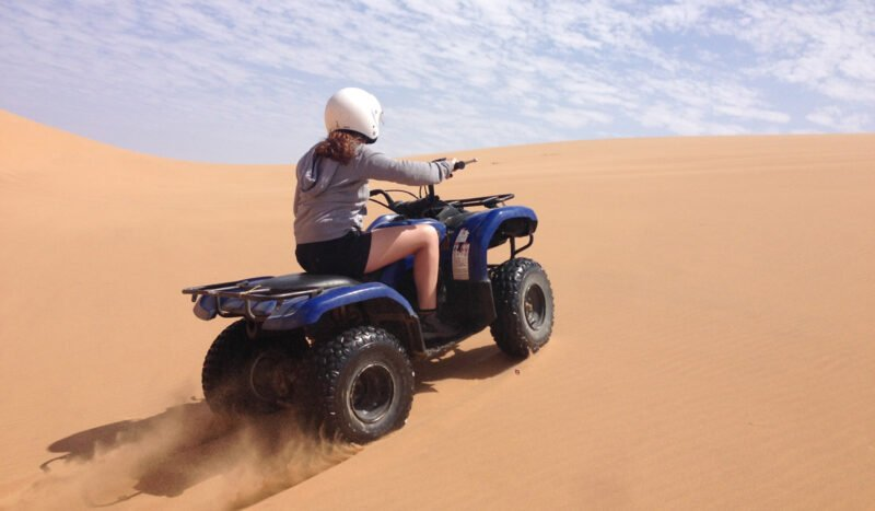 Join The Red Dune Quad Bike Safari And Bbq Experience From Dubai - Small Group Tour_101