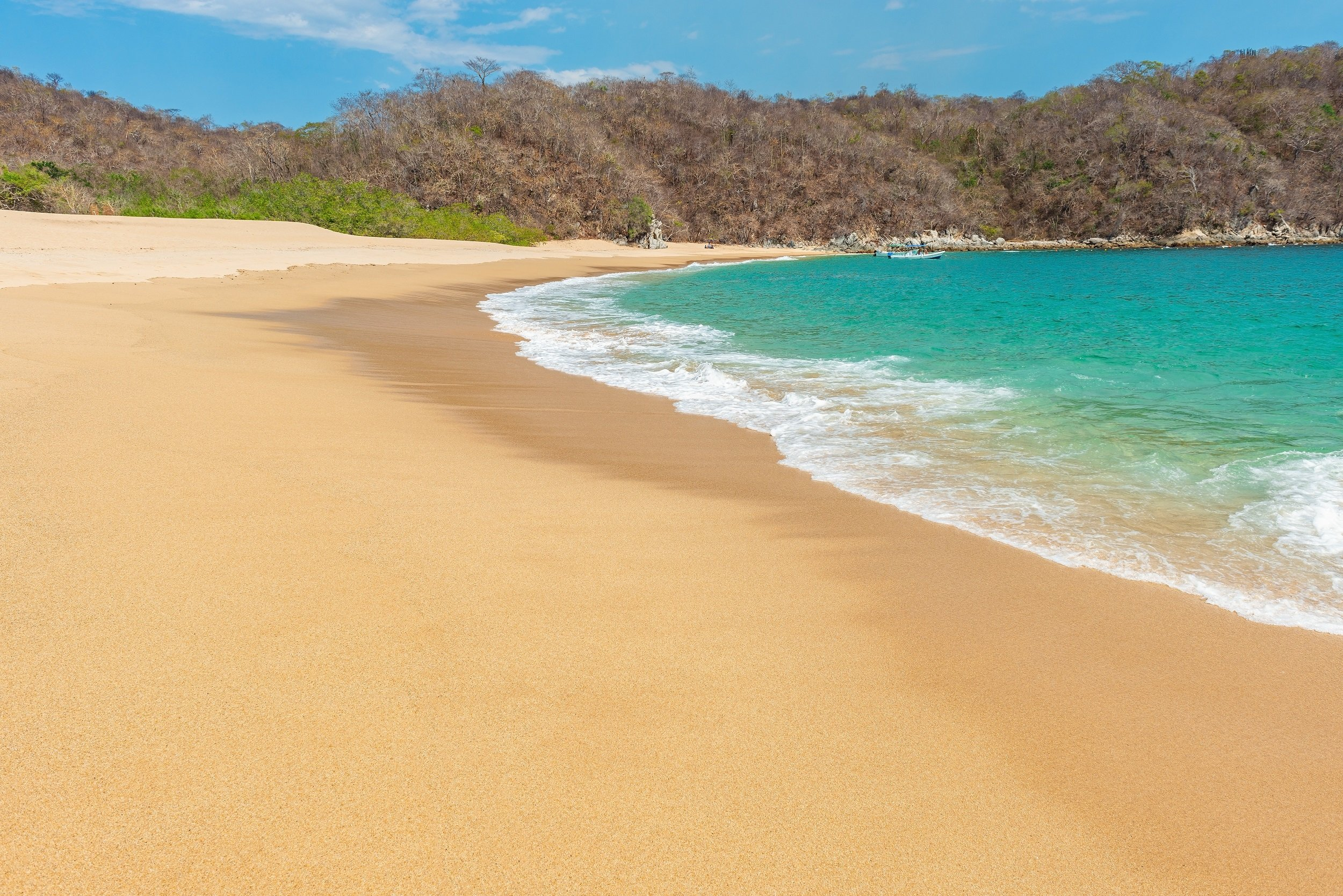 Swim In Beautiful Bays On Our Highlights Of Huatulco & Surrounding 6 Day Tour Package