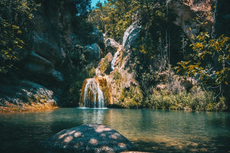 Join The Glorieta Waterfall Trekking Tour From Salou