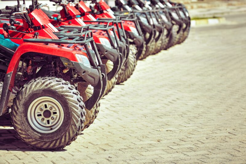 Join The Quad Bike Experience From Salou