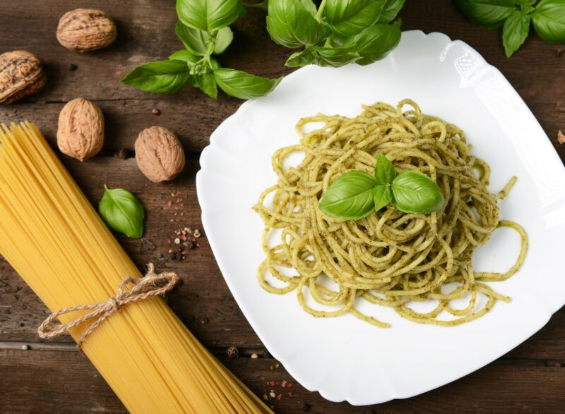 Join The Traditional Pesto Cooking Class In Manarola