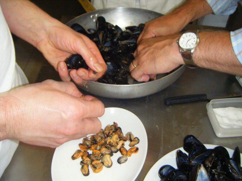 Market Tour & Ligurian Fish Cooking Class In La Spezia_126 (2)