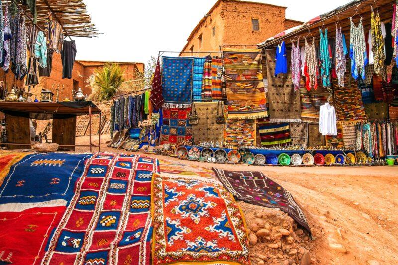 Marrakesh, Essaouira & Atlas Mountains 7 Day Tour Package