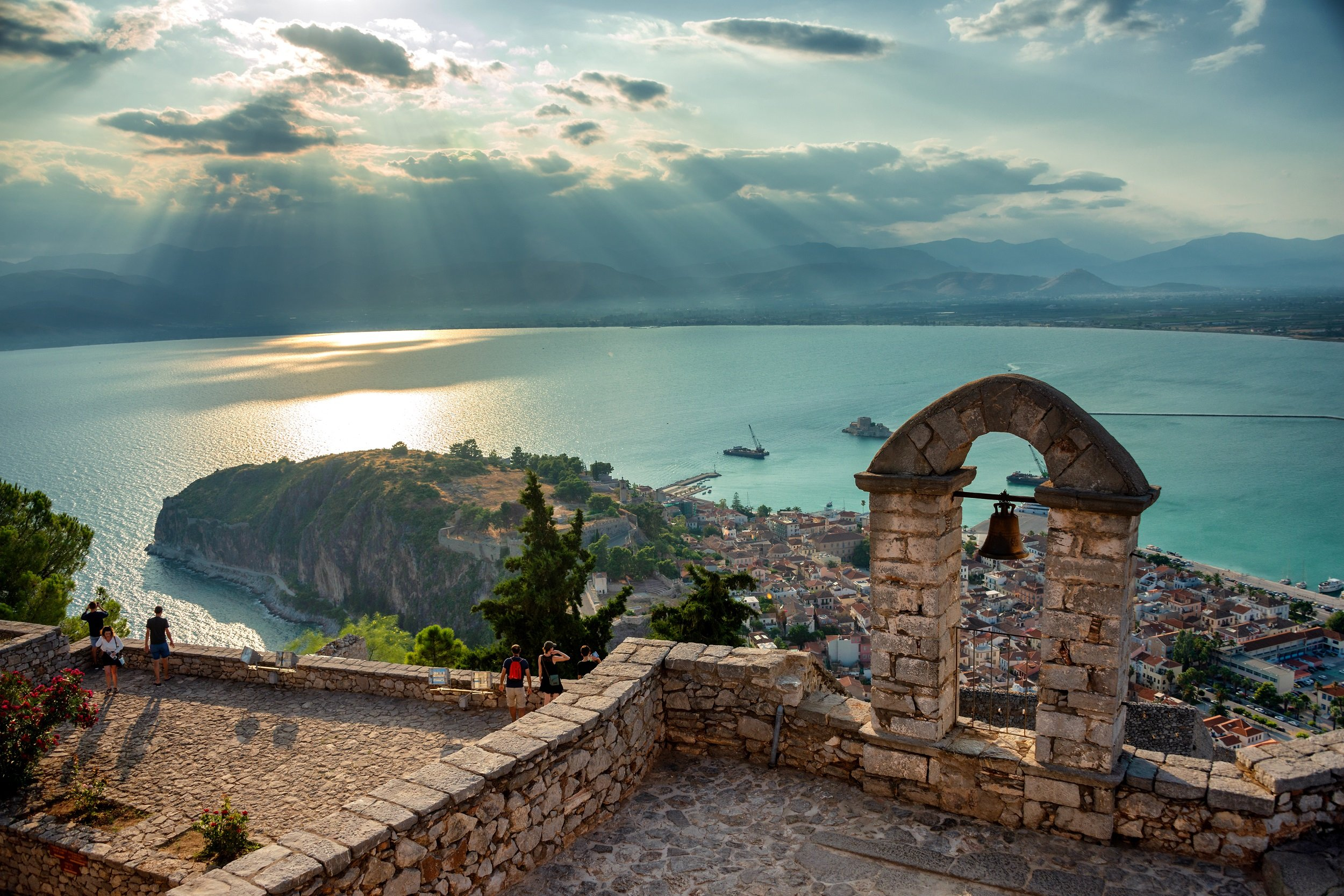 Nemea & Nafplio Wine And History Tour From Athens