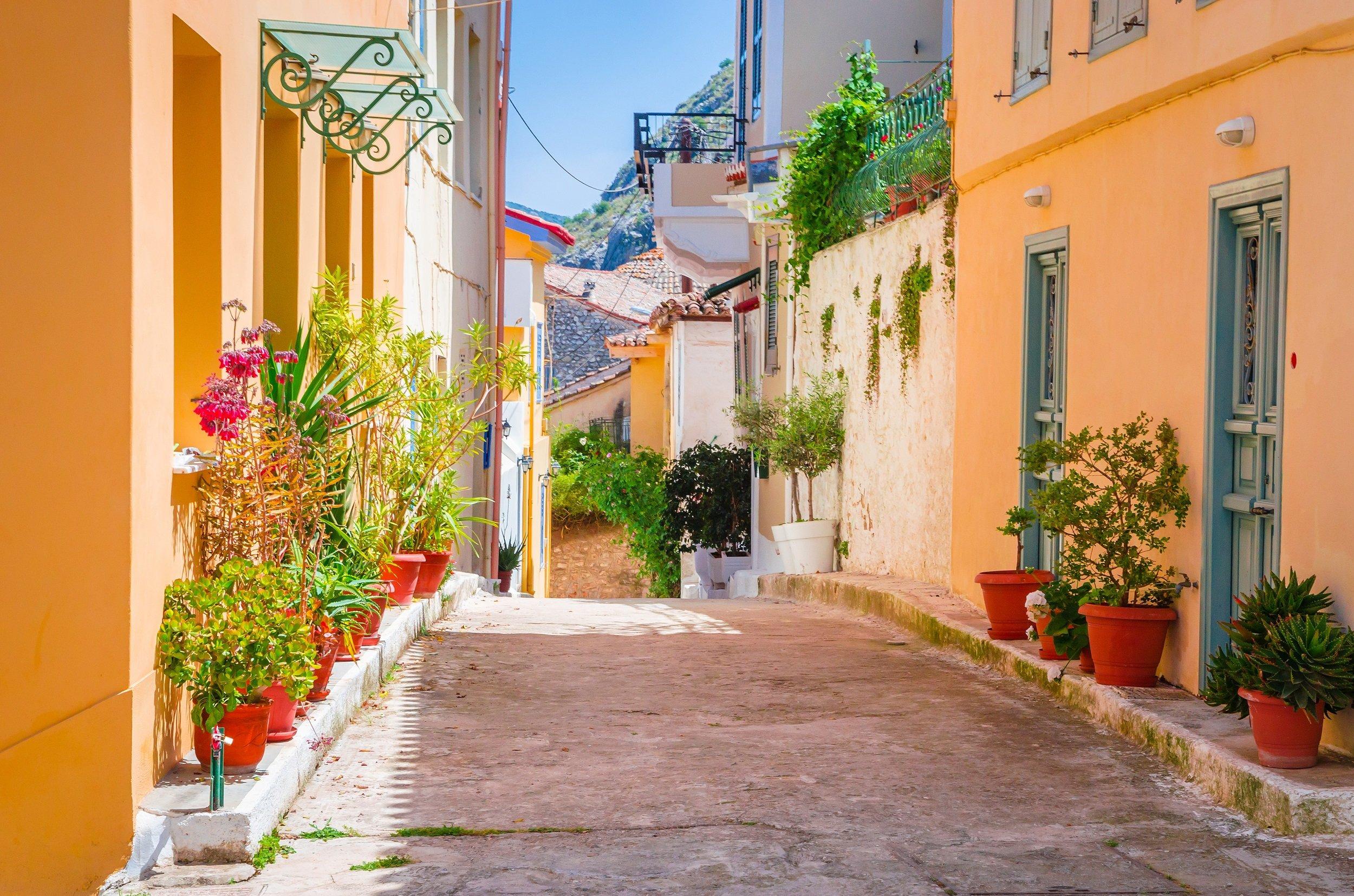 Nemea & Nafplio Wine And History Tour From Athens_