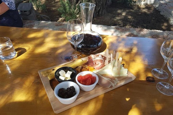 Nemea Winery & Vineyard Tour From Athens _125