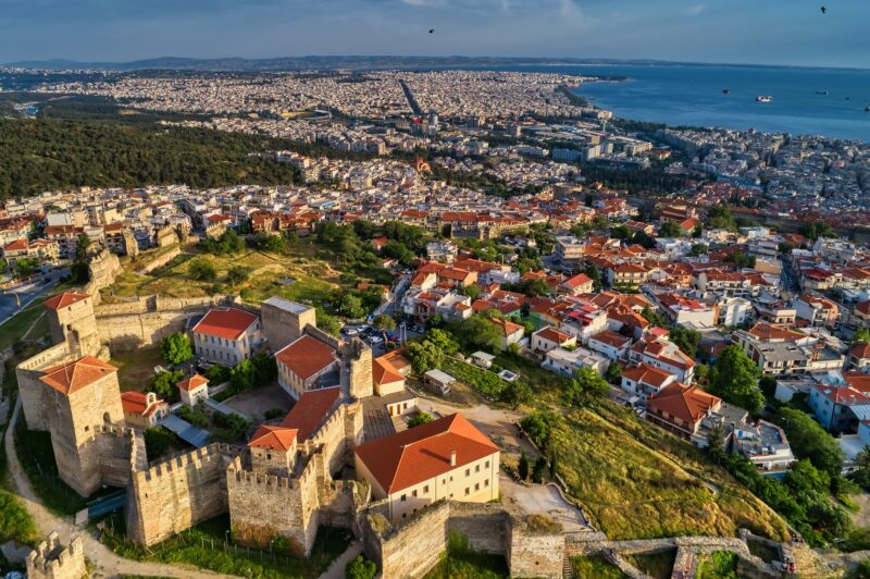 Northern Greece & Meteora 8 Day Tour Package