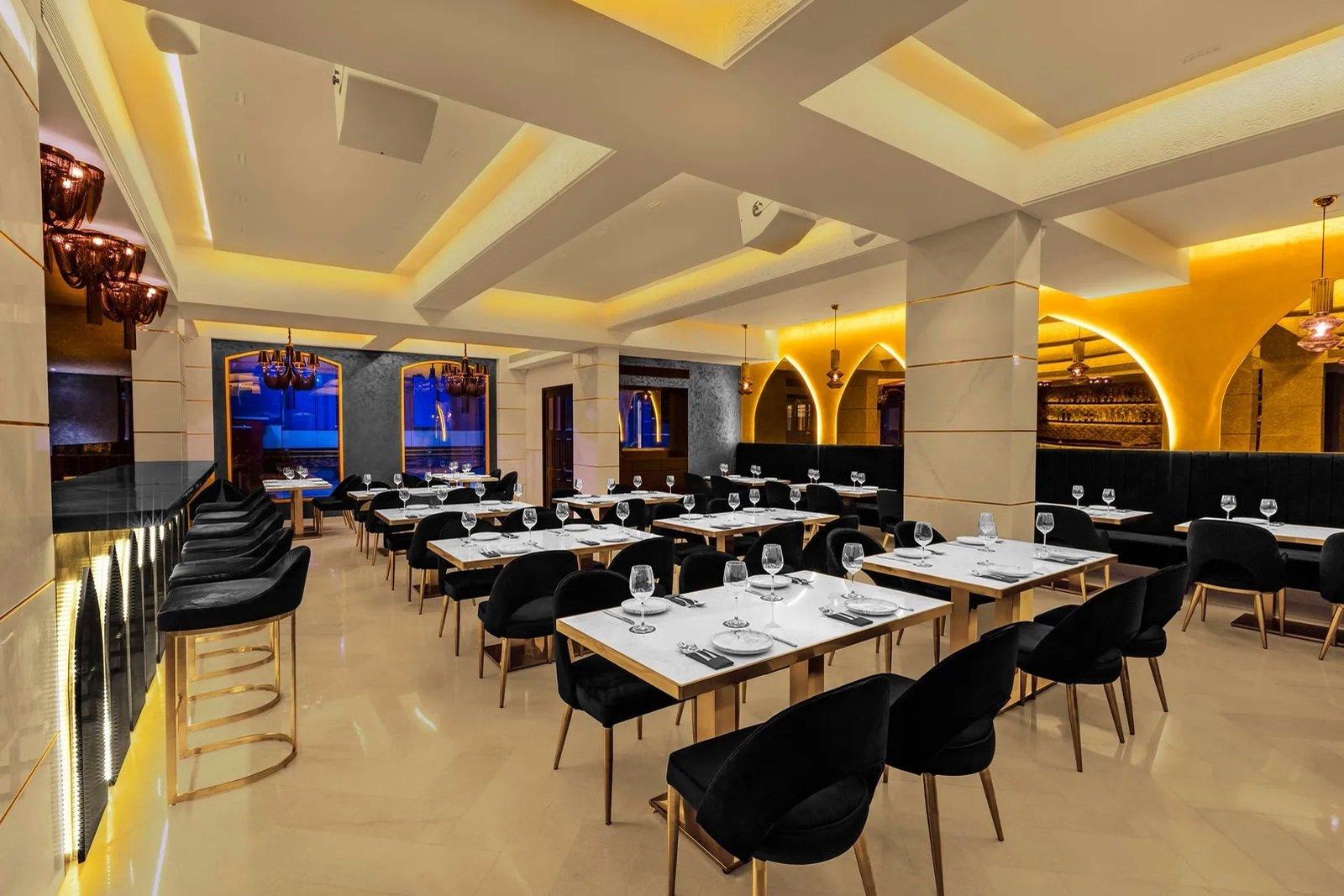 Ostaad Restaurant, Mumbai, a master of design
