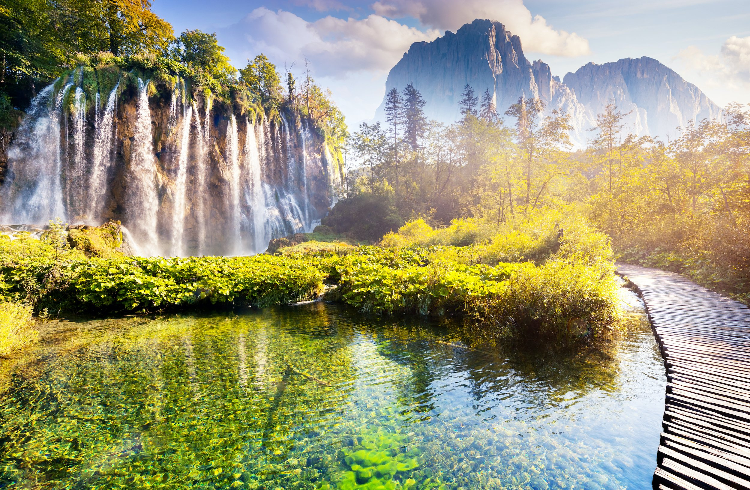 Plitvice_7 Day Secrets Of Zagreb & Istrian Coast Tour Package
