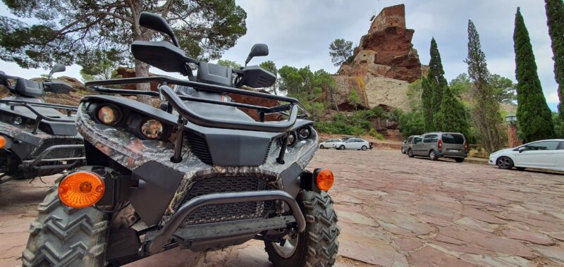 Quad Bike Experience From Salou_123_1