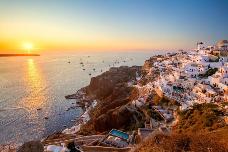 Santorini Wine Roads Sunset Tour