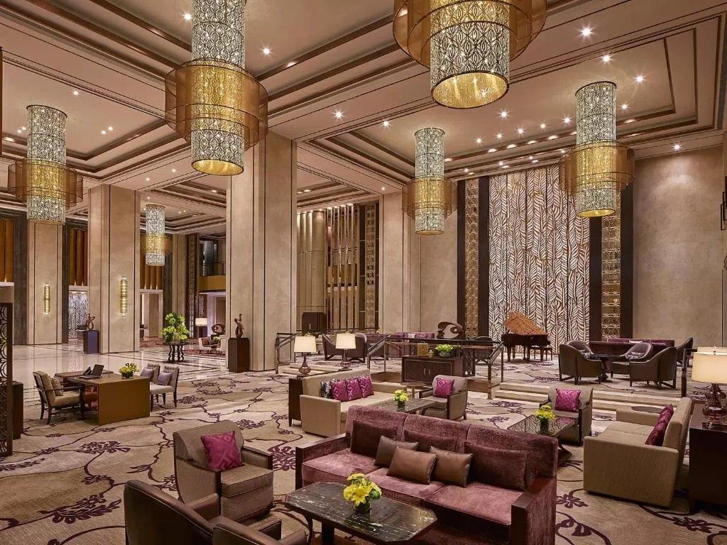 Banglaore's Shangri-La Hotel