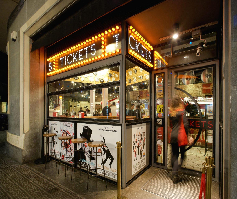 Tickets Restaurant Barcelona