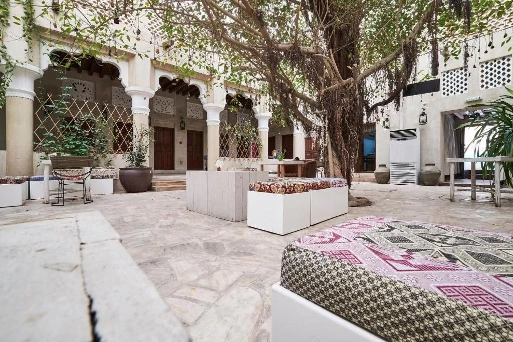 XVA Art Hotel Dubai provides guests with a quiet escape