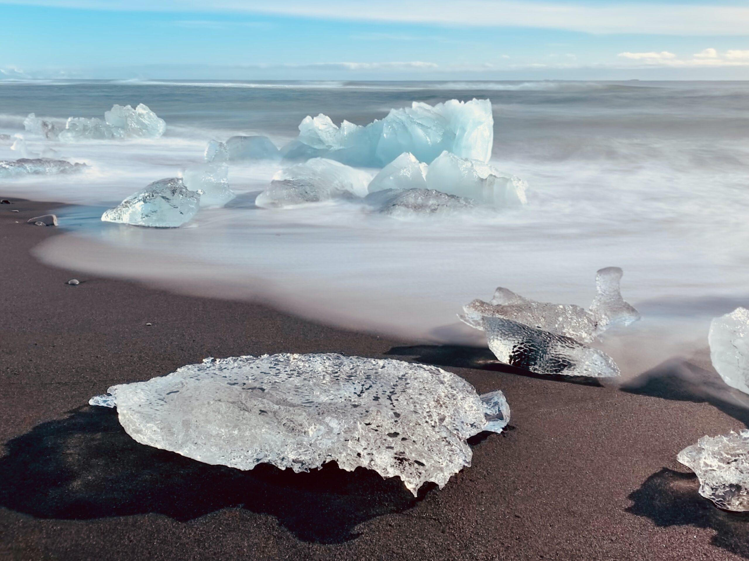 Other Worldly Landscapes Abound On Our 5 Day Golden Circle, Jökulsárlón & Blue Lagoon Tour Package