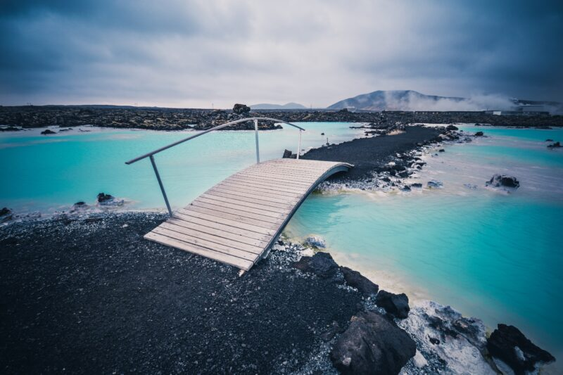 Visit The Blue Lagoon On Our 5 Day Golden Circle, Jökulsárlón & Blue Lagoon Tour Package
