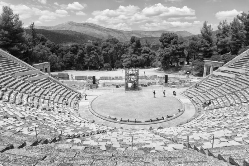 Marvel At The Epidaurus Theater On Our 7 Day Alternative Athens, Saronic Islands & Epidaurus Tour Package