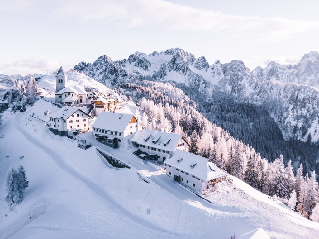 The best time to visit Italy Winter
