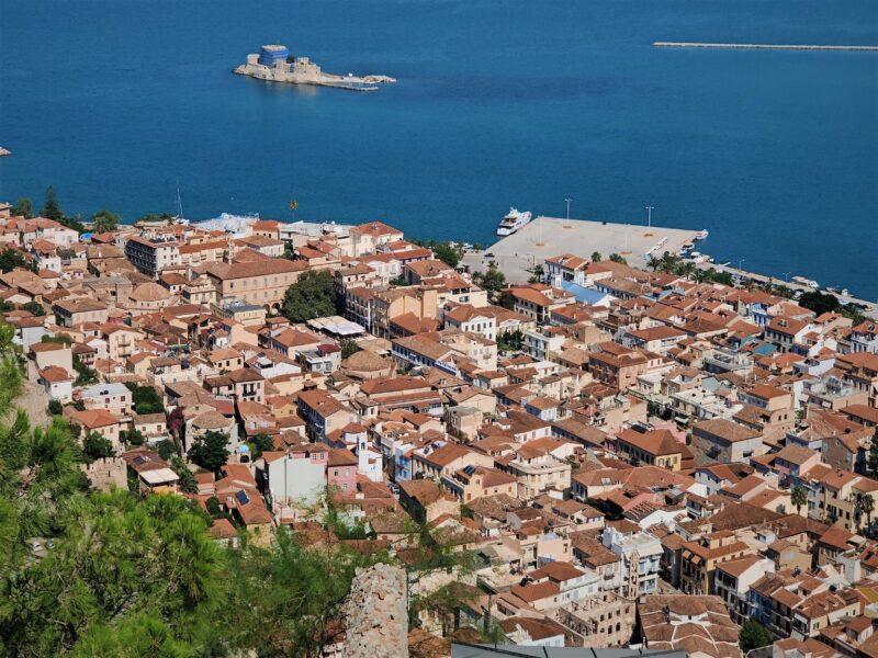 Visit Nafplio On Our 7 Day Alternative Athens, Saronic Islands & Epidaurus Tour Package