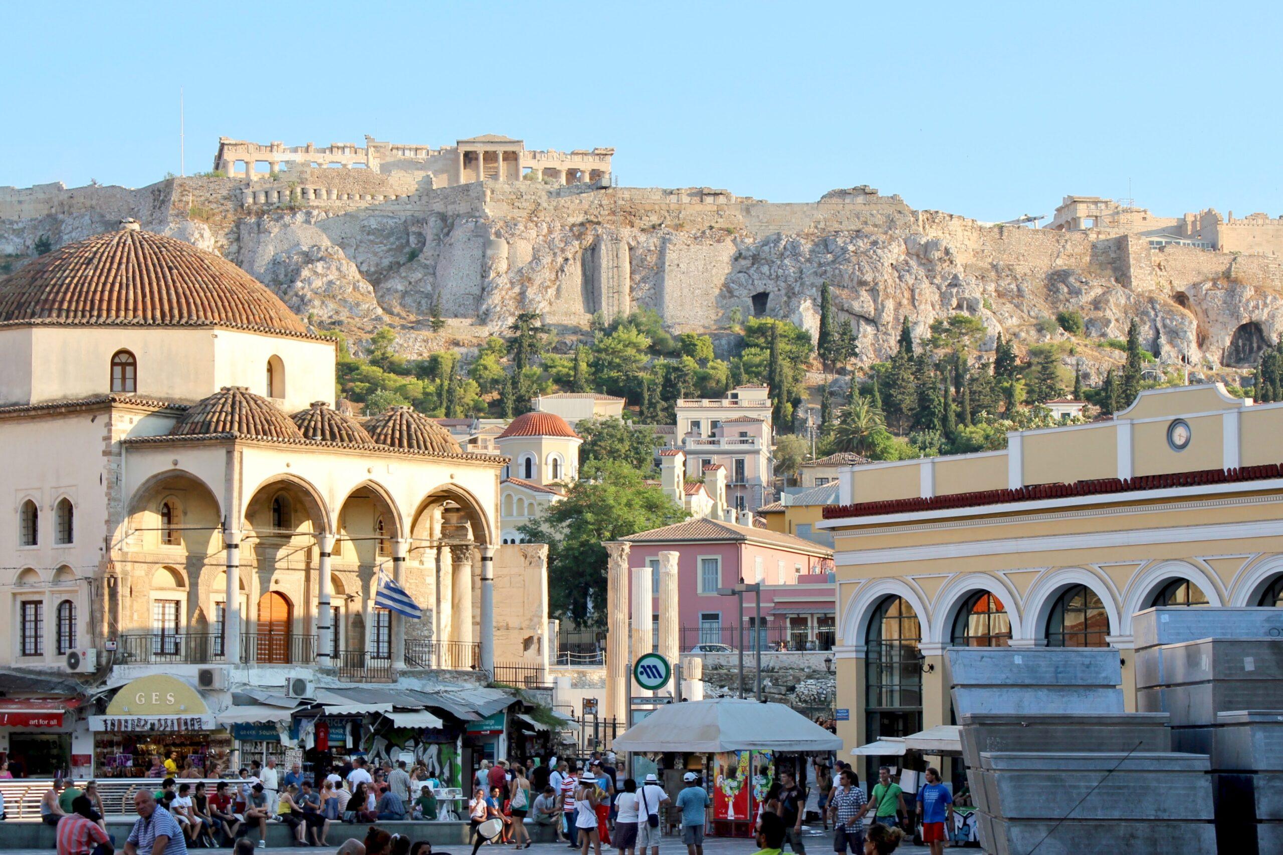 Head To Athens On Our 8 Day Ancient Greece Tour Package