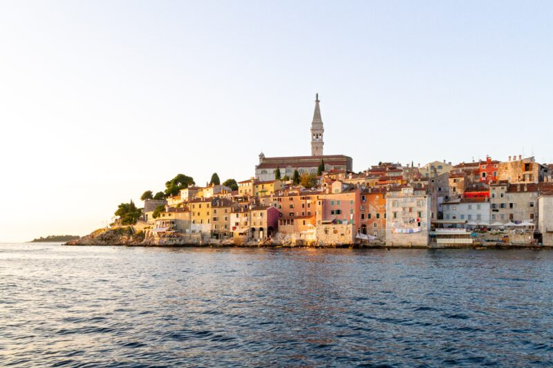 Beautiful Rovnij As Part Of Our 7 Day Secrets Of Zagreb & Istrian Coast Tour Package