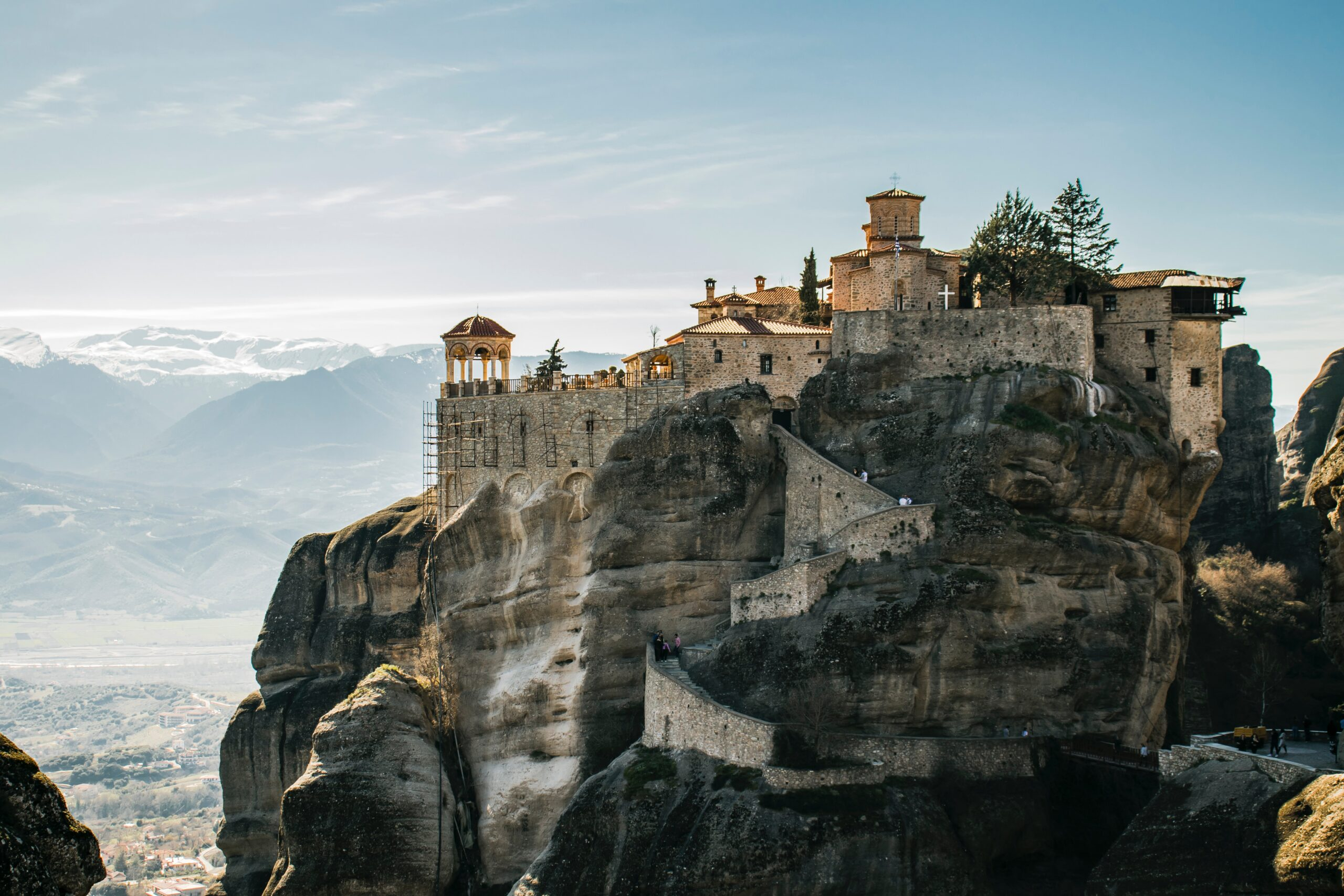 Visit Meteora On Our 8 Day Ancient Greece Tour Package