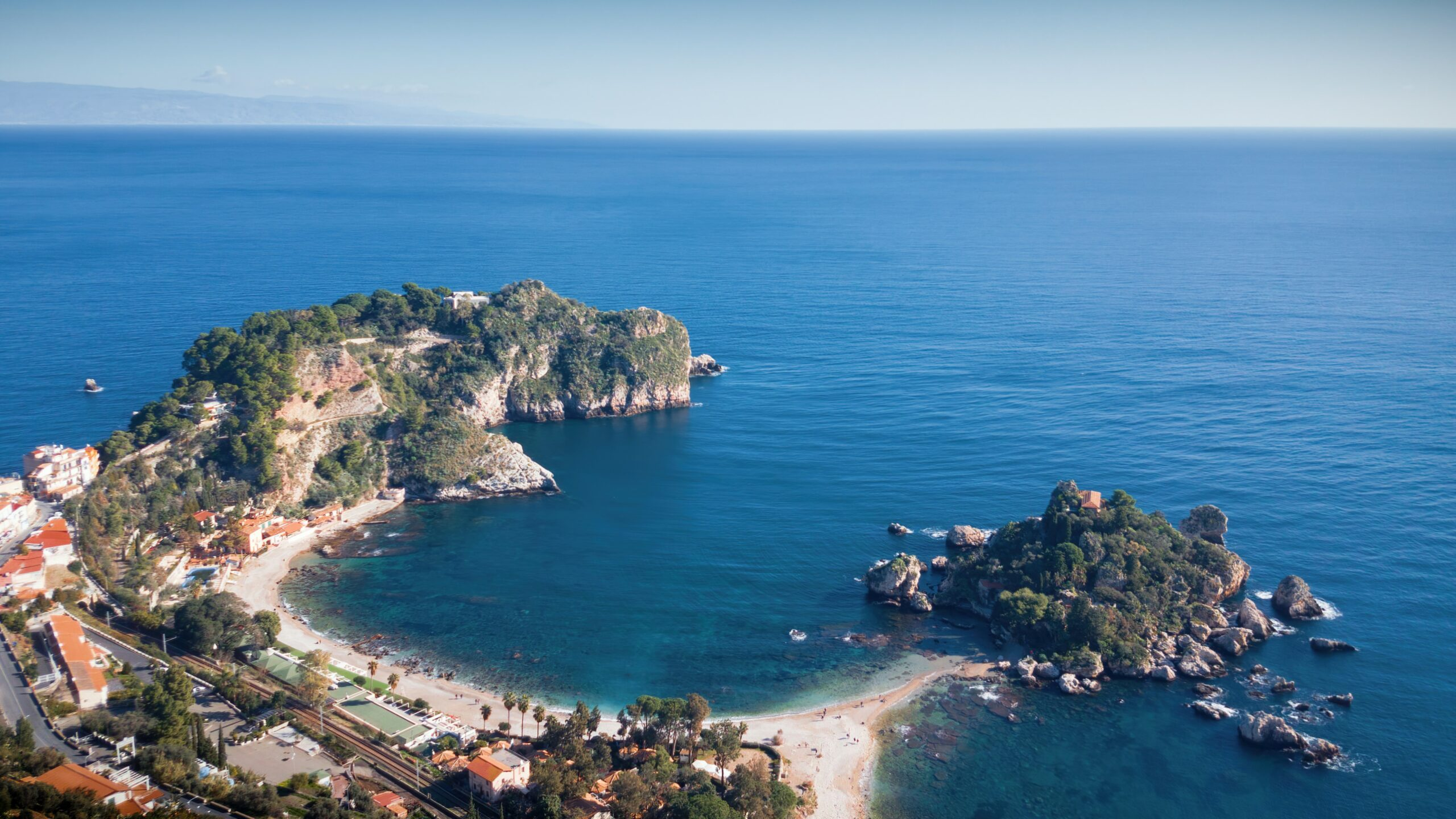 Boat To Isola Bella On Our Taormina & Surrounding 6 Day Tour Package