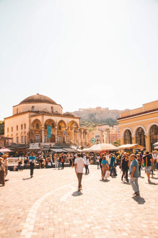 Take An Ebike Tour Around Athens On Our 7 Day Alternative Athens, Saronic Islands & Epidaurus Tour Package