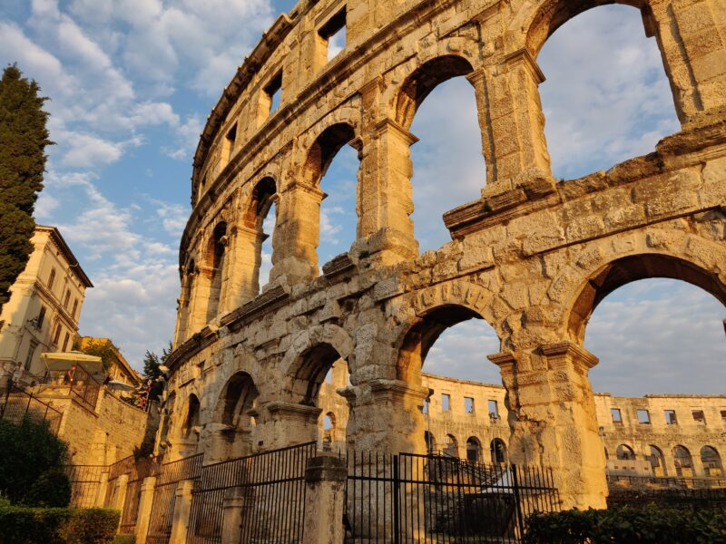 Stunning Pula - 7 Day Secrets Of Zagreb & Istrian Coast Tour Package