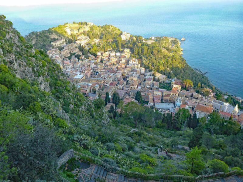 Visit Taormina On Our Taormina & Surrounding 6 Day Tour Package