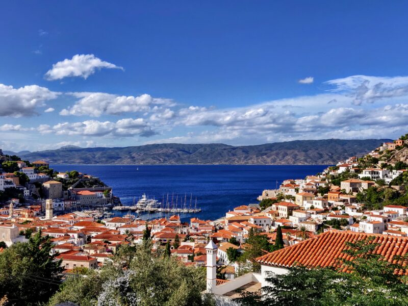 Hydra Island, Just One Of Three Islands On Our 7 Day Alternative Athens, Saronic Islands & Epidaurus Tour Package
