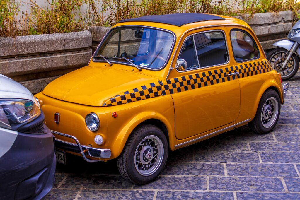 Airport guide Florence taxi