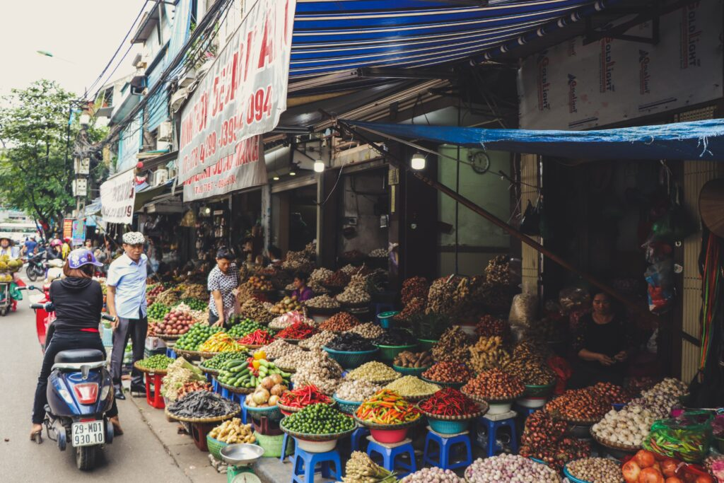 2 days in Ho Chi Minh City Street food