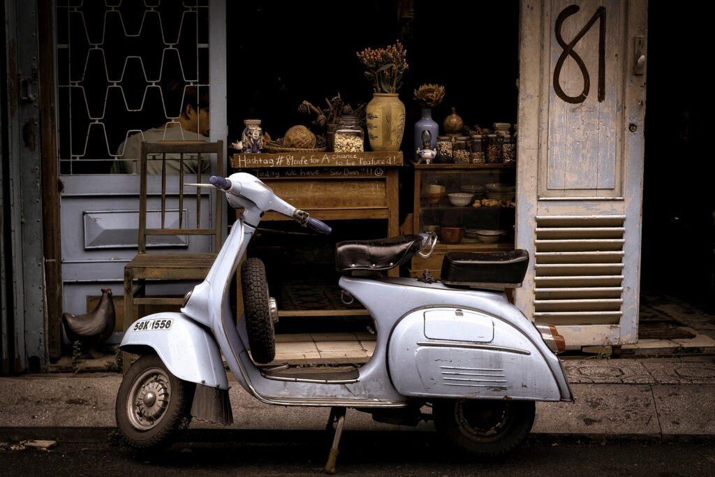 2 days in Ho Chi Minh City Motorbike