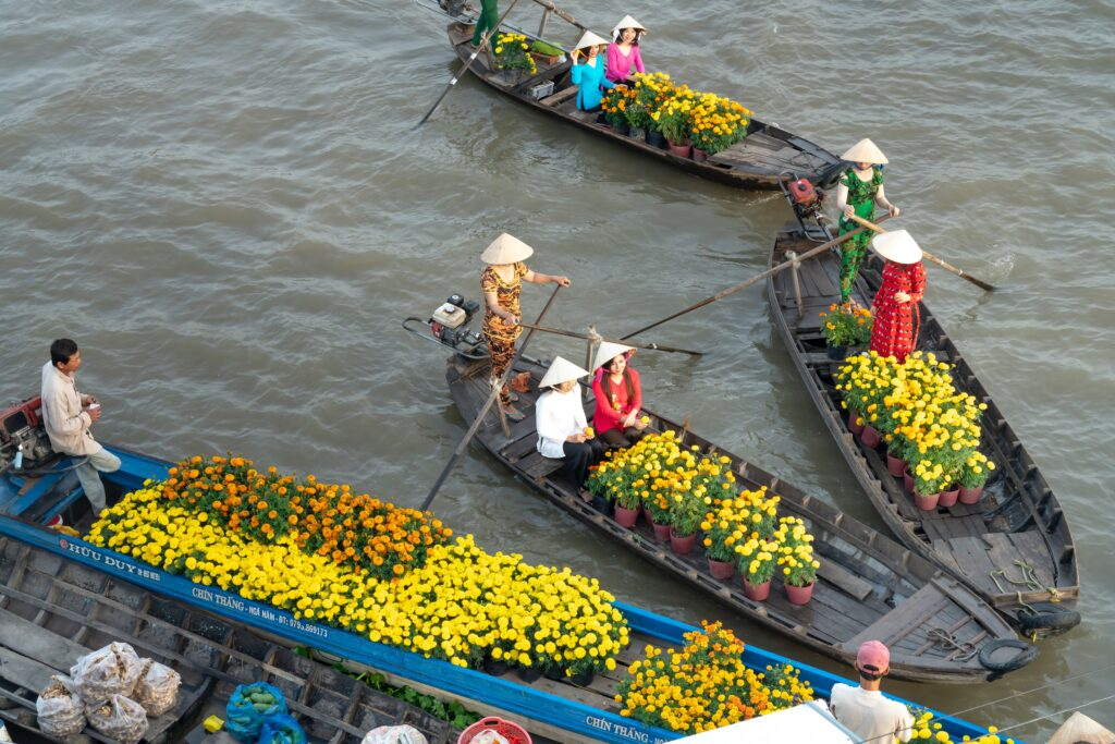 2 days in Ho Chi Minh City Mekong River